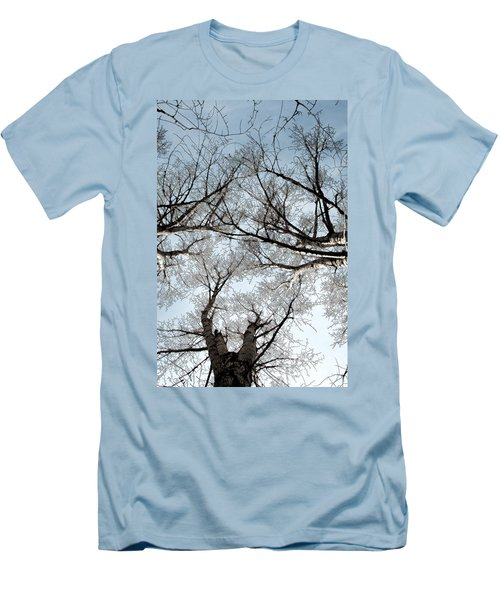 Tree 2 Men's T-Shirt (Athletic Fit)