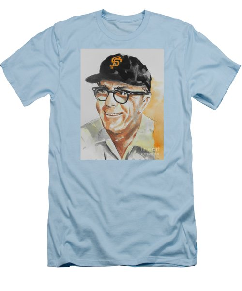 Tribute To Edward Logan My Grandfather  Men's T-Shirt (Slim Fit)
