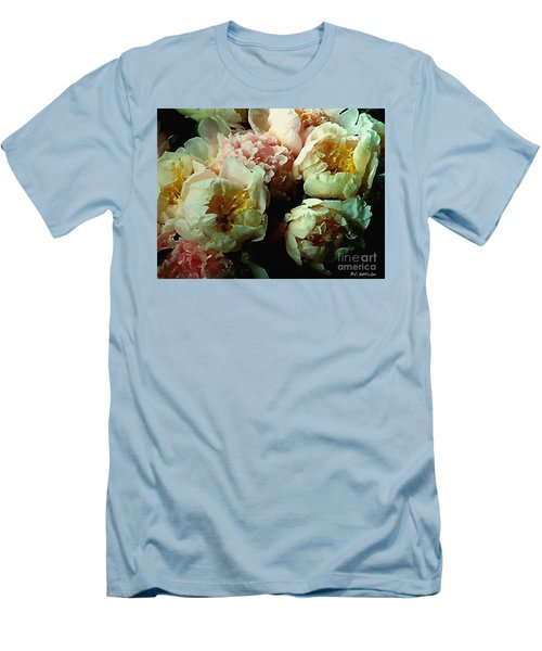 Tribute To The Old Masters Men's T-Shirt (Slim Fit) by RC deWinter