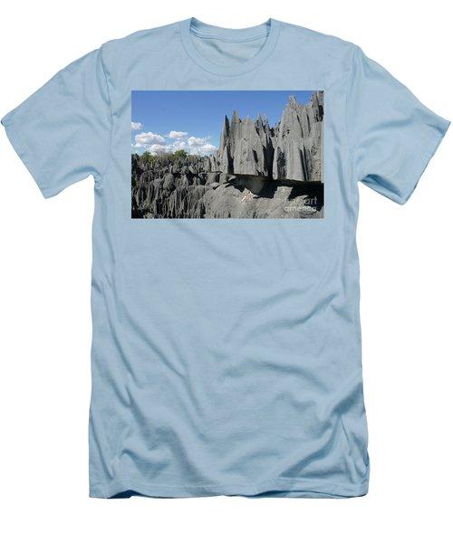 Tsingy De Bemaraha Madagascar 2 Men's T-Shirt (Athletic Fit)