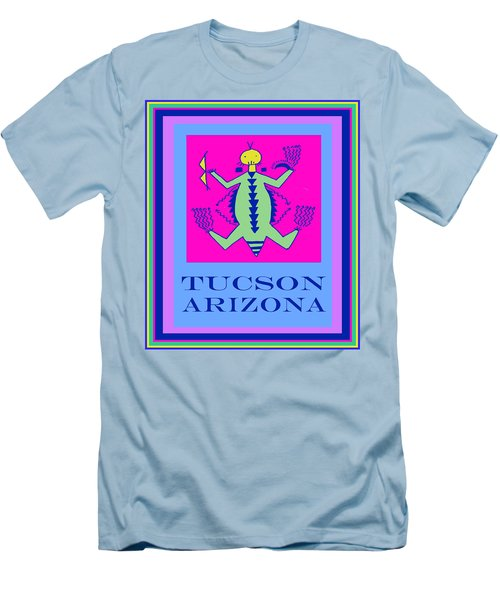 Tucson Arizona Shaman Men's T-Shirt (Athletic Fit)