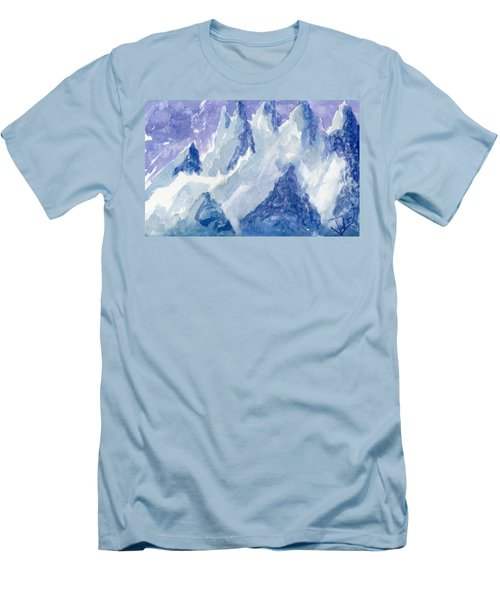 Vertical Horizons Men's T-Shirt (Athletic Fit)