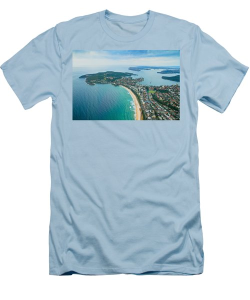 View Men's T-Shirt (Slim Fit) by Miroslava Jurcik