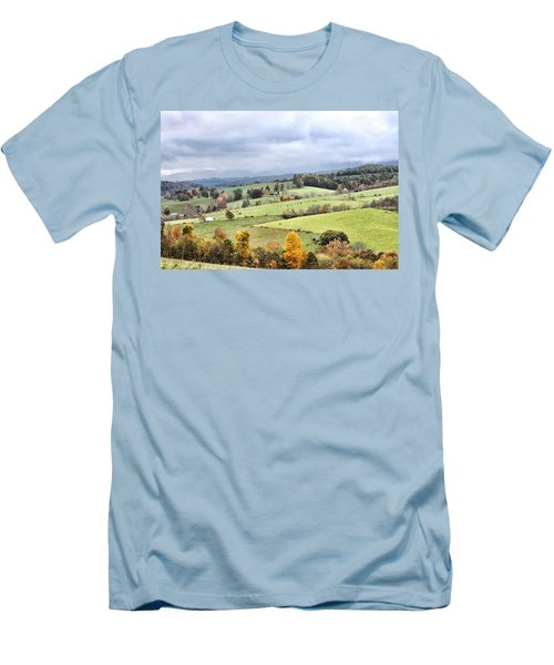 Waddletown Road Men's T-Shirt (Athletic Fit)