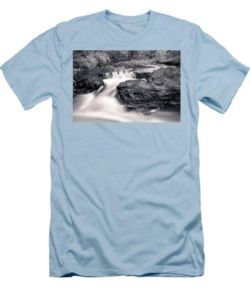 Wilderness River Men's T-Shirt (Athletic Fit)