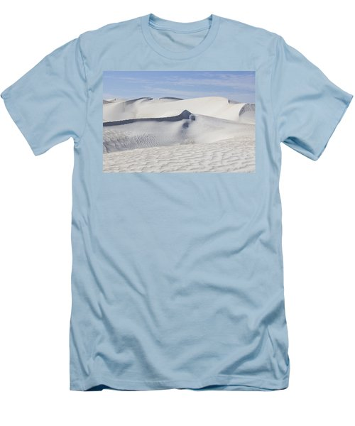 Wind Patterns Men's T-Shirt (Athletic Fit)
