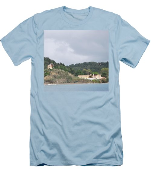 Windmill Built 1830 Men's T-Shirt (Athletic Fit)