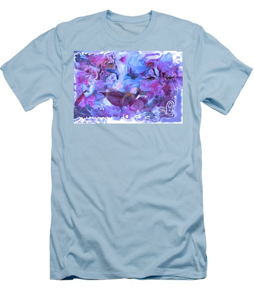 Wings Of Joy Men's T-Shirt (Slim Fit) by Deprise Brescia