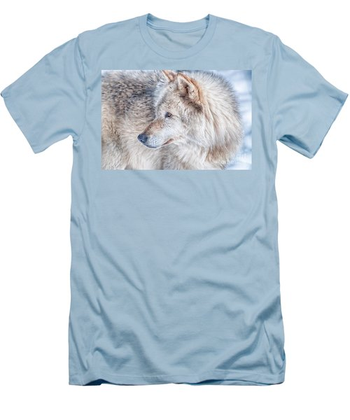 Wolf In Disguise Men's T-Shirt (Athletic Fit)