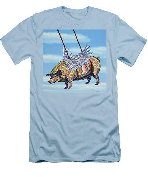 Yankee Ingenuity Men's T-Shirt (Athletic Fit)