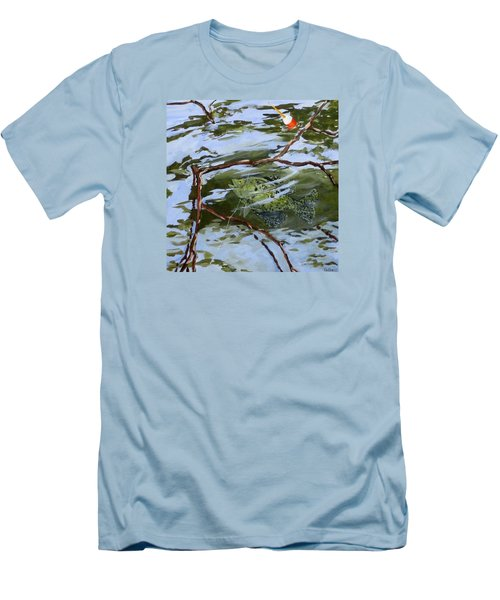 Sports Cushion Tp C Men's T-Shirt (Athletic Fit)