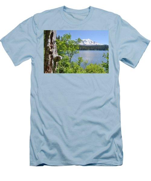 Mount Adams Men's T-Shirt (Athletic Fit)