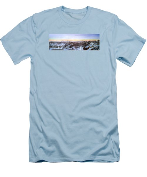 Sentinels At Dawn Men's T-Shirt (Athletic Fit)