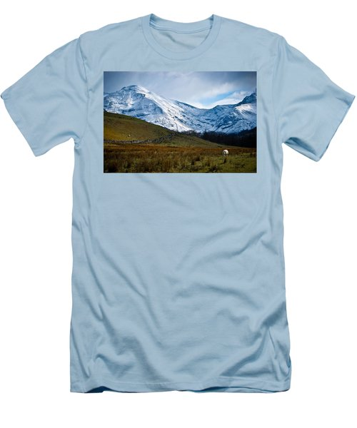 Amazing Grazing Men's T-Shirt (Athletic Fit)