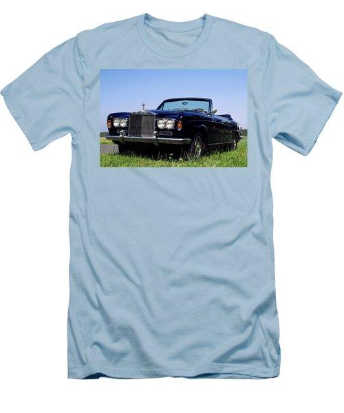 Antique Rolls Royce Men's T-Shirt (Athletic Fit)