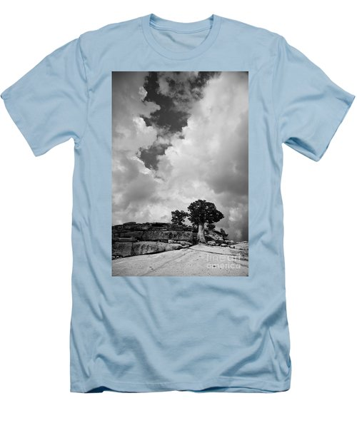 Before The Storm 2 Men's T-Shirt (Athletic Fit)