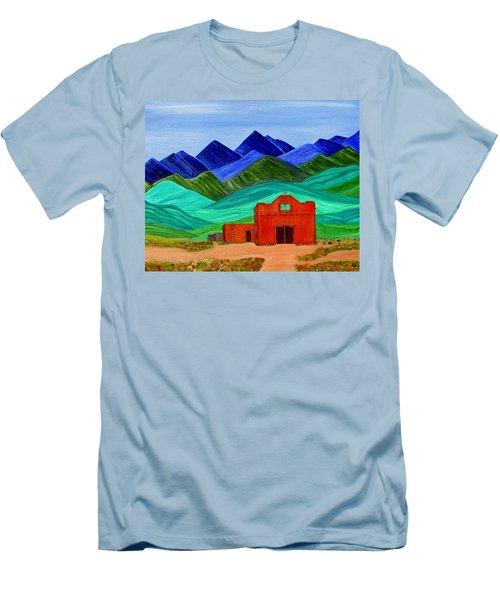 Church Men's T-Shirt (Athletic Fit)