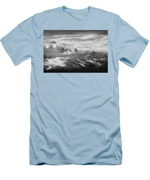 Cloud Art Men's T-Shirt (Slim Fit) by Colleen Coccia