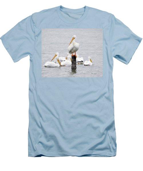 Cute Feet Men's T-Shirt (Athletic Fit)