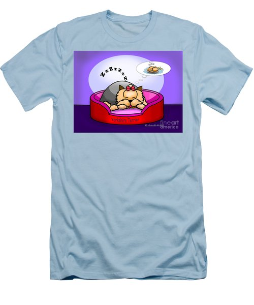 Dreaming Men's T-Shirt (Slim Fit) by Catia Cho