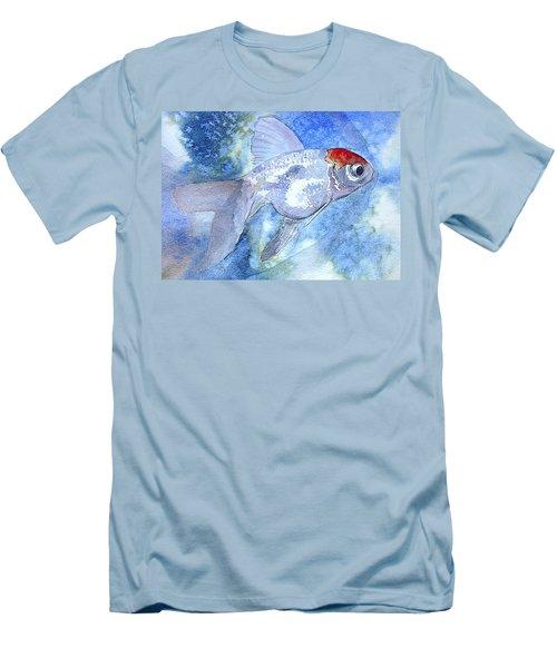 Fillet Men's T-Shirt (Slim Fit) by J Vincent Scarpace