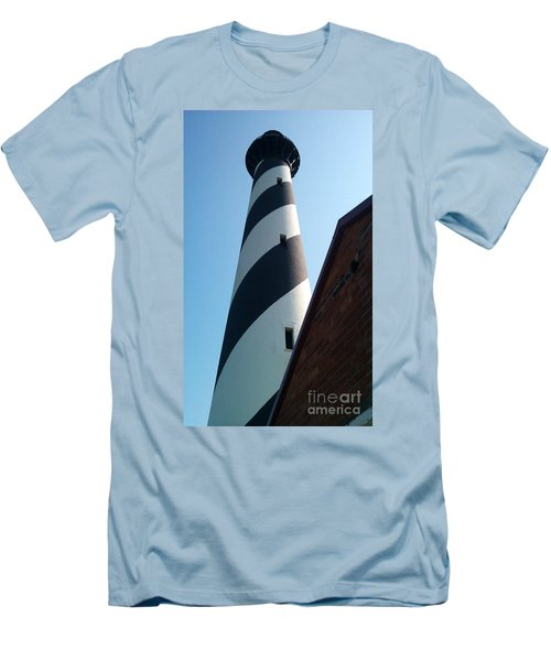 Hatteras Light Men's T-Shirt (Athletic Fit)