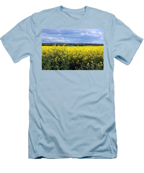 Hay Fever Men's T-Shirt (Slim Fit) by Rdr Creative
