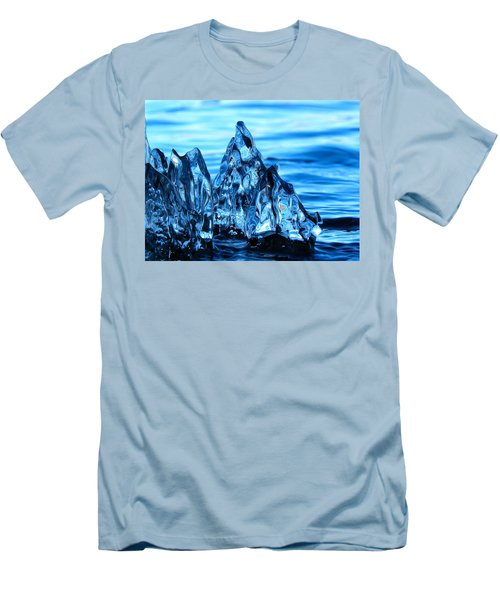Iceberg River Men's T-Shirt (Athletic Fit)