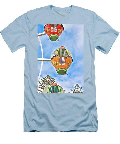 In Descent Men's T-Shirt (Athletic Fit)