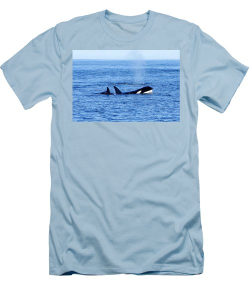 In The Great Wide Ocean Men's T-Shirt (Athletic Fit)
