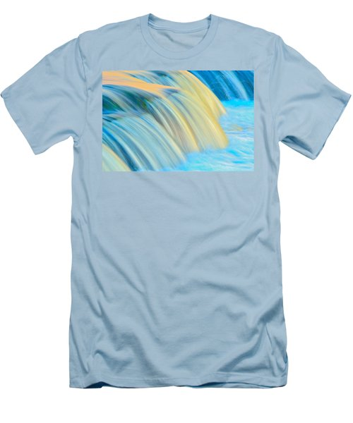 Painted Falls Men's T-Shirt (Athletic Fit)