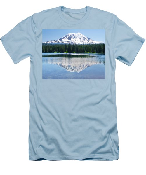 Reflection Of Adams Men's T-Shirt (Athletic Fit)