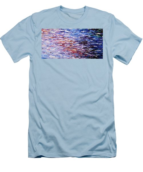 Reflections Men's T-Shirt (Slim Fit) by Kume Bryant