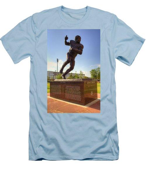 Steve Owens Men's T-Shirt (Athletic Fit)