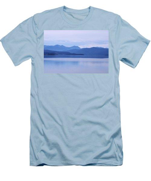 The Blue Shore Men's T-Shirt (Athletic Fit)