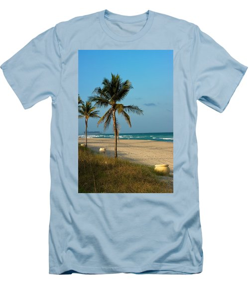 Men's T-Shirt (Slim Fit) featuring the photograph Voyage by Joseph Yarbrough