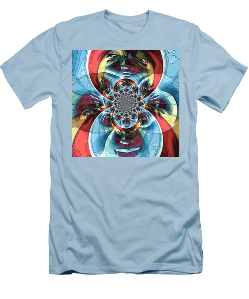 Different Perspectives  Men's T-Shirt (Athletic Fit)