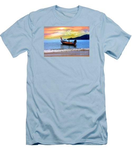 Thailand Men's T-Shirt (Athletic Fit)