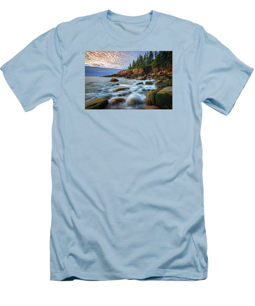 Acadia Men's T-Shirt (Athletic Fit)