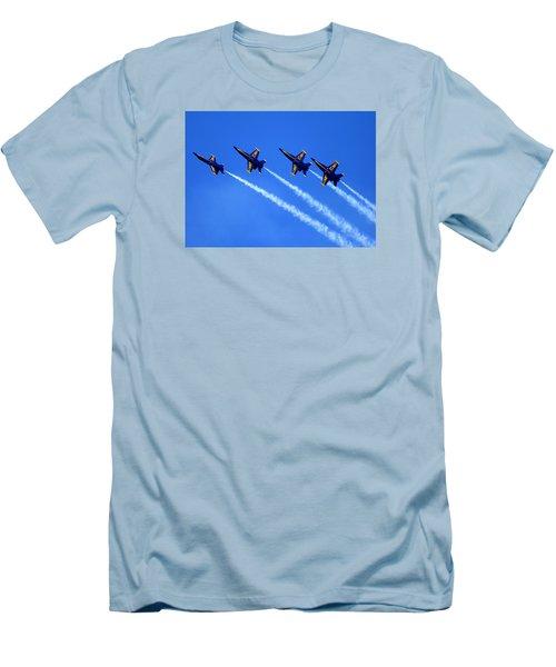 Angels Four Men's T-Shirt (Athletic Fit)