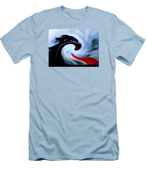 Awakening Men's T-Shirt (Slim Fit) by Mike Breau