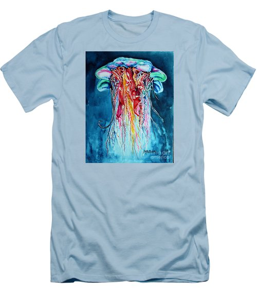 Fantasia Men's T-Shirt (Slim Fit) by Maria Barry