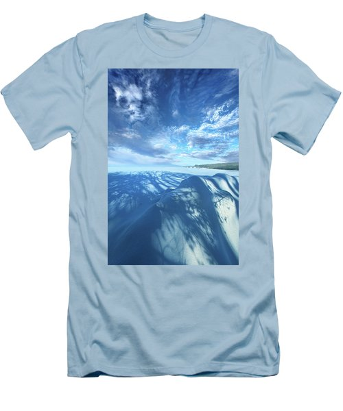 Men's T-Shirt (Slim Fit) featuring the photograph Far And Away by Phil Koch