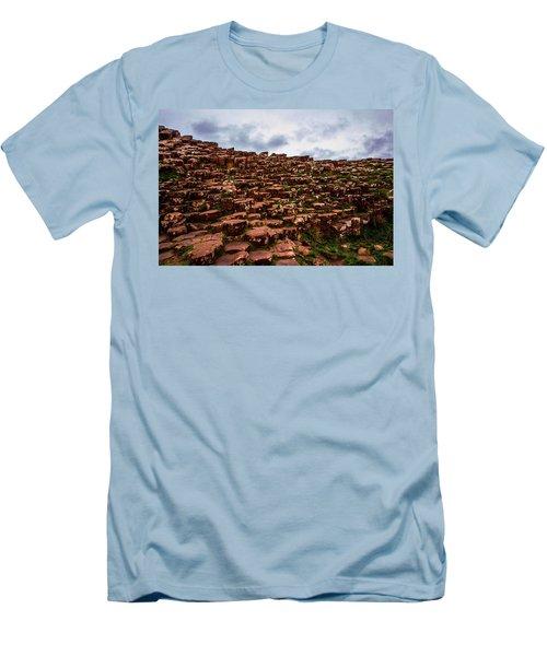 Giants Causeway Men's T-Shirt (Athletic Fit)
