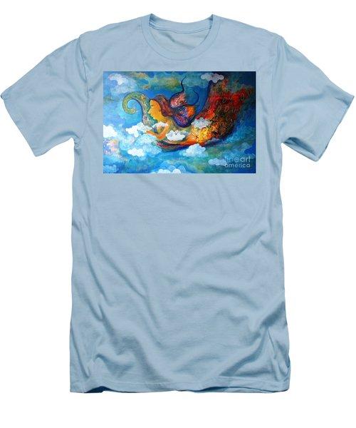 Inner Dream Men's T-Shirt (Athletic Fit)