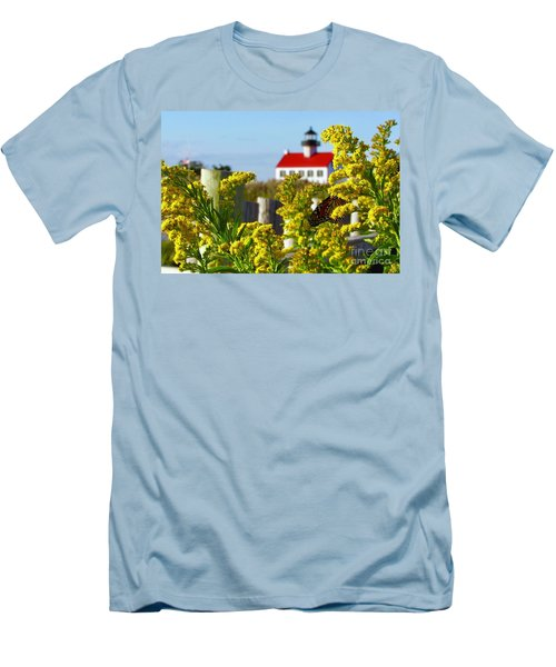 Monarch At East Point Light Men's T-Shirt (Athletic Fit)