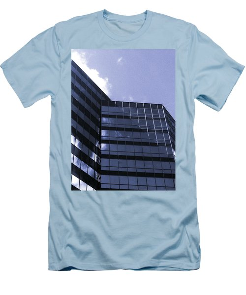 Men's T-Shirt (Slim Fit) featuring the photograph Obscurity by Jamie Lynn