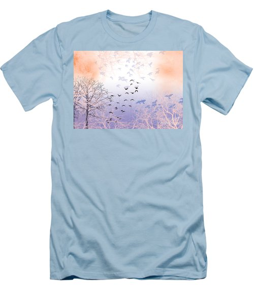 Seekers Men's T-Shirt (Athletic Fit)