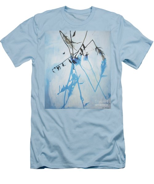 Silent Winter Men's T-Shirt (Athletic Fit)
