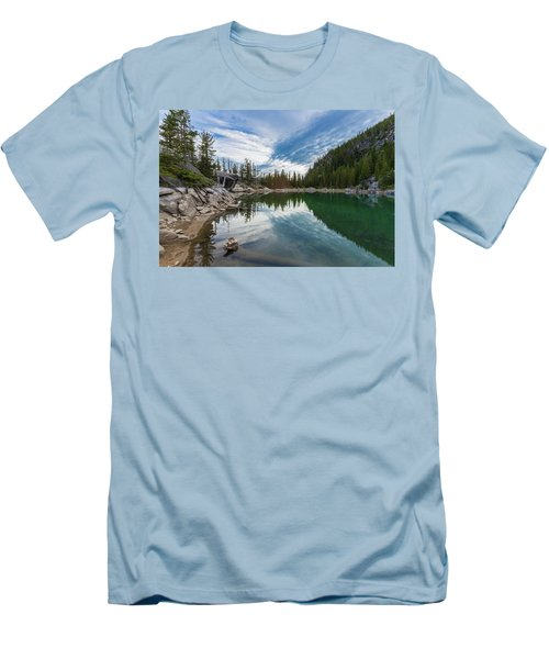 The Enchantments Men's T-Shirt (Athletic Fit)